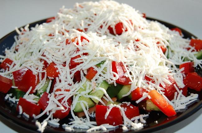 вкусные салаты и недорогие