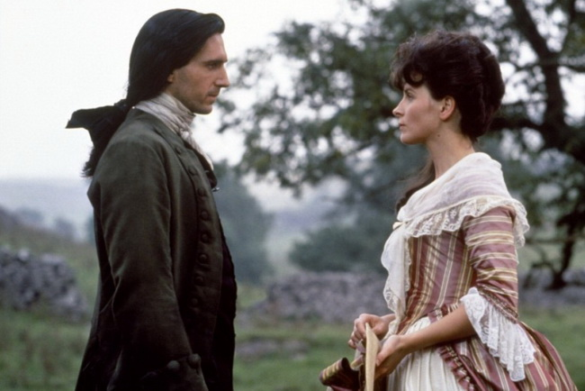 the love between catherine and heathcliff in brontes wuthering heights Wuthering heights: heathcliff marriage a tool in emily brontes wuthering heights passionate but doomed love between catherine earnshaw andheat.