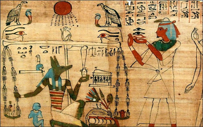 Ancient egyptian technology inventions